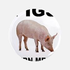 "PIG FAN 3.5"" Button (100 pack)"