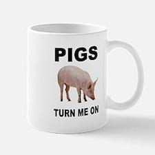 PIG FAN Mugs