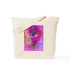 Eggplant Fairy Art Tote Bag