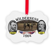 Wilderness Ornament