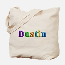 Dustin Shiny Colors Tote Bag