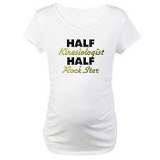 Half Kinesiologist Half Rock Star Shirt