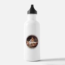 Lady of Shalott Water Bottle