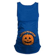 Little Pumpkin Maternity Tank Top