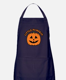 Little Pumpkin Apron (dark)