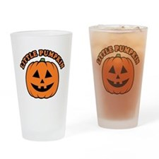 Little Pumpkin Drinking Glass