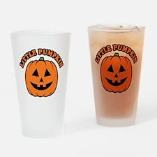 Little Pumpkin Drinking Glass