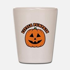 Little Pumpkin Shot Glass