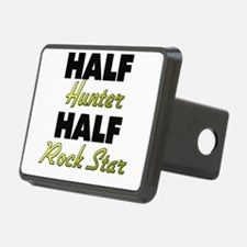 Half Hunter Half Rock Star Hitch Cover