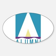 NWSA Alumni A Logo Decal