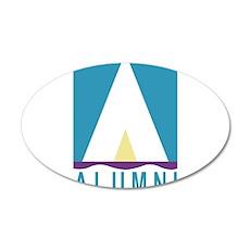 NWSA Alumni A Logo Wall Decal