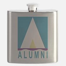NWSA Alumni A Logo Flask