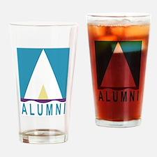NWSA Alumni A Logo Drinking Glass