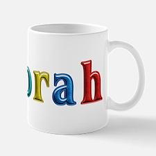 Deborah Shiny Colors Mugs
