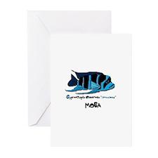 """MOBA"" Frontosa Greeting Cards (Pk of 10)"
