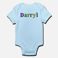Darryl Shiny Colors Body Suit