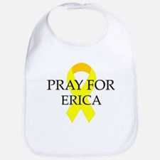 Pray for Erica Bib