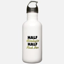 Half Histologist Half Rock Star Water Bottle