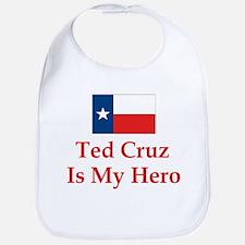 Ted Cruz is my hero Bib