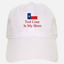 Ted Cruz is my hero Baseball Baseball Baseball Cap