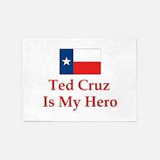 Ted Cruz is my hero 5'x7'Area Rug