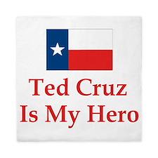 Ted Cruz is my hero Queen Duvet