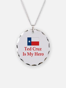 Ted Cruz is my hero Necklace