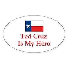 Ted Cruz is my hero Decal