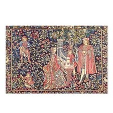 Royal Tapestry Postcards (Package of 8)