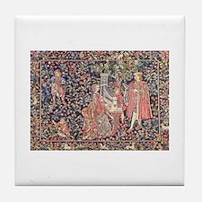 Royal Tapestry Tile Coaster