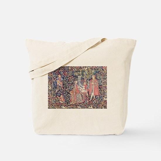 Royal Tapestry Tote Bag