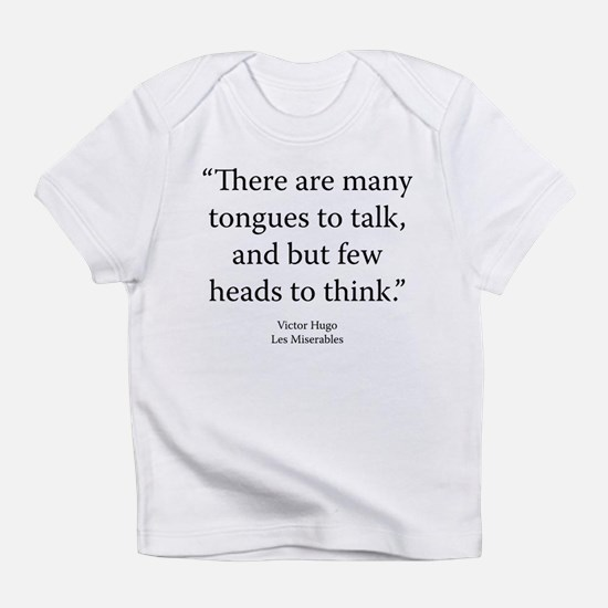 Les Miserables V1 Bk1 Ch1 Infant T-Shirt