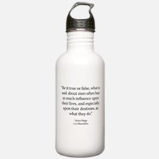 Les Miserables V1 Bk1 Ch1 Water Bottle