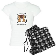 Your Own Friends Brunet Pajamas