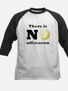 No Volleyball Offseason Baseball Jersey