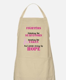 Breast Cancer Awareness - Supporting the Fig Apron