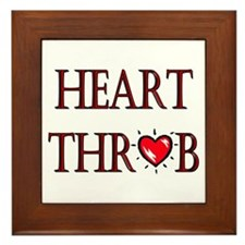 ...Heart Throb... Framed Tile