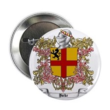 "Burke Family Crest 2.25"" Button"