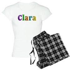 Clara Shiny Colors Pajamas