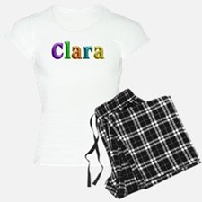 Clara Shiny Colors Pajamas