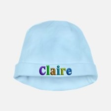 Claire Shiny Colors baby hat