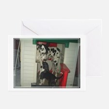 Playhouse Kiss Greeting Cards (Pk of 10)