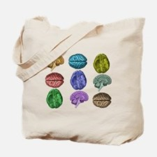 C Brain Tote Bag