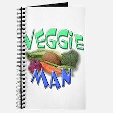 Veggie Man Journal