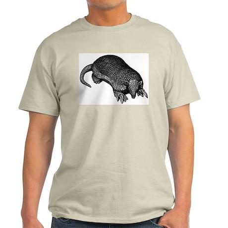 Giant Armadillo Ash Grey T-Shirt