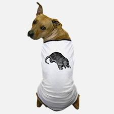 Giant Armadillo Dog T-Shirt