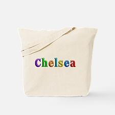 Chelsea Shiny Colors Tote Bag