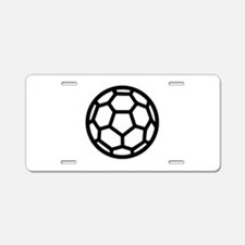 Handball ball Aluminum License Plate