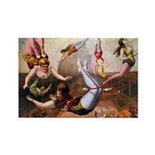 Trapeze Artists, Circus Magnets
