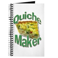 Quiche Maker Journal